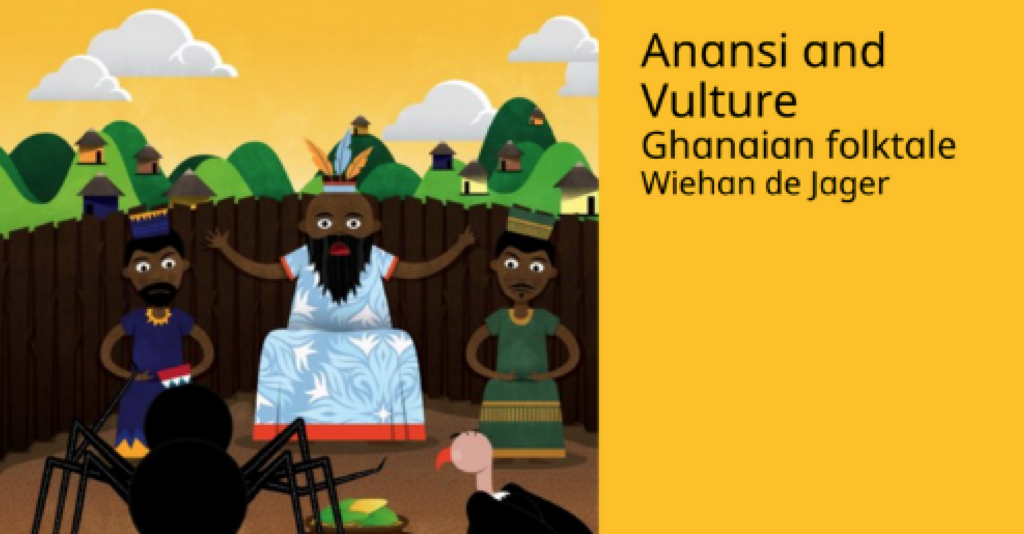 Anansi and Vulture